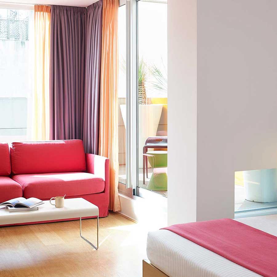 Rooms Fresh Hotel # Muebles Kiona Santander